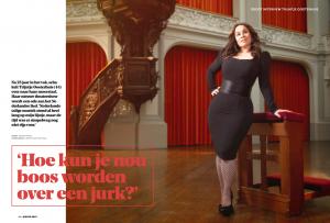 Trijntje Oosterhuis Cover
