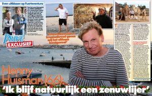 Henny Huisman Cover