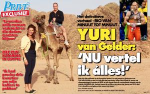 Yuri van Gelder Cover